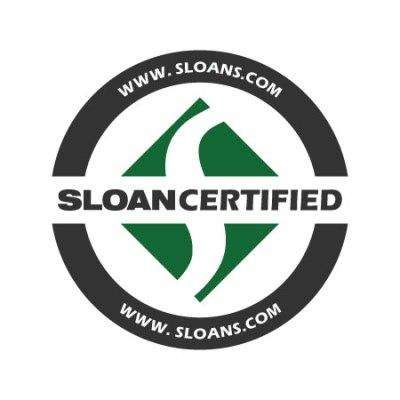 sloan-certified